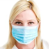 3-Laags Wegwerp Mondkapje 1 Stuks - 3-Layer Disposable Mask 1 Pieces_