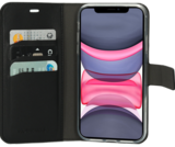 Mobiparts Classic Wallet Case Apple iPhone 11 Black_