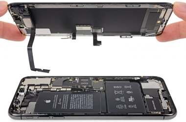 Apple iPhone XS Max Scherm Reparatie - Refurbished & Origineel