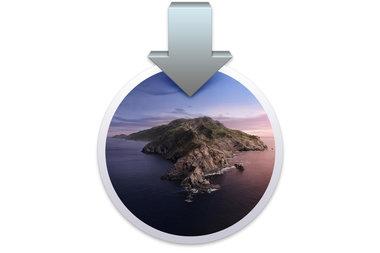 Installatie OSX USB-stick met MacOS Catalina (10.15)