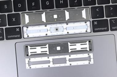 Vlindertoets/butterfly spatiebalk key MacBook Pro Retina A1706, A1707, A1708, A1989 en MacBook Air A1932