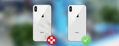 iPhone 8 / 8 Plus / X / XS / XR / XS MAX Achterkant Glas Vervanging