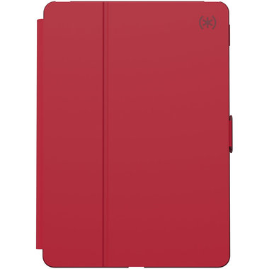 Speck Balance Folio Case Apple iPad 10.2 (2019) Dark Poppy Red