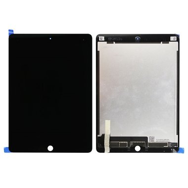 iPad Pro 9.7 lcd scherm en digitizer assembly zwart