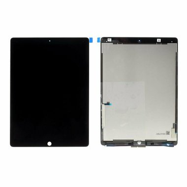 iPad Pro 12.9 lcd scherm + digitizer assembly 1ste gen. 2015 model zwart