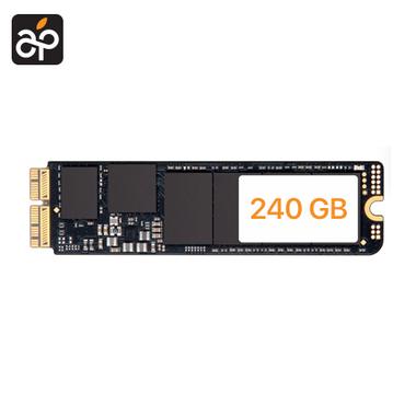 240GB SSD schijf voorgeïnstalleerd met MacOS voor MacBook Air mid 2013 - 2017