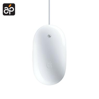 Apple Mighty Mouse / muis bedraad gebruikt