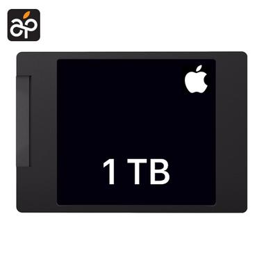 1TB SSD schijf voorgeïnstalleerd met MacOS voor Apple MacBook non retina