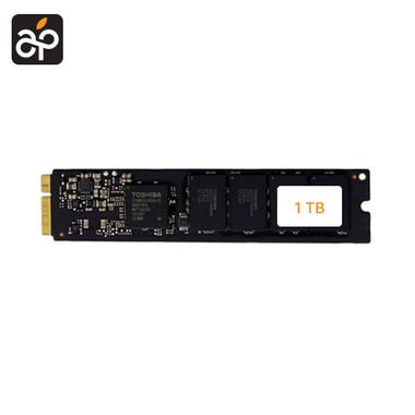 1TB SSD schijf voorgeïnstalleerd met MacOS voor MacBook Air 2012