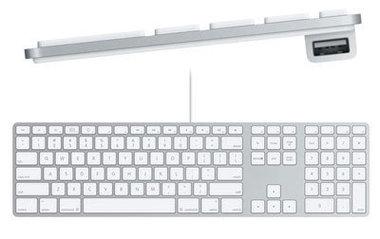 Apple bedraad keyboard toetsenbord met numeriek toetsenblok refurbished