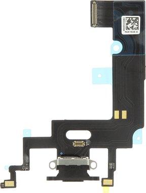 Dockconnector met audio-ingang Apple iPhone XR Zwart