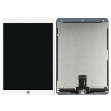 Scherm assembly voor Apple iPad Air 10.5-inch 2019 model A2152 Wit origineel