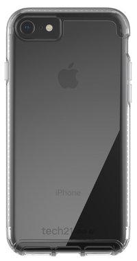Tech21 Pure Clear case Apple iPhone 7/8/SE 2020 Transparant