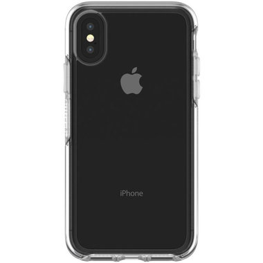 Otterbox Symmetry Series case Apple iPhone XS Max Transparant