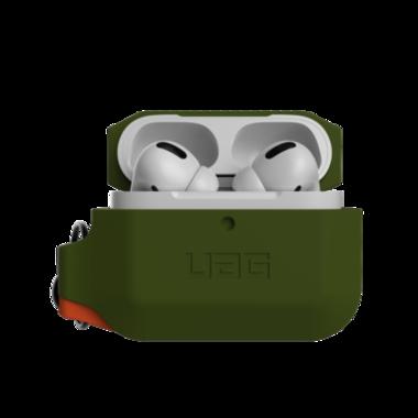 UAG Case Groen en Oranje voor de AirPods Pro