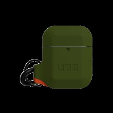UAG Case Groen en Oranje voor de AirPods 1/2