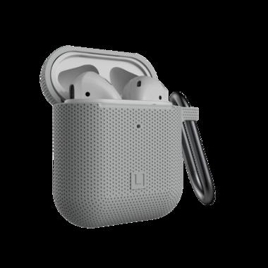 U Dot silicone Case Grijs voor de AirPods 1/2