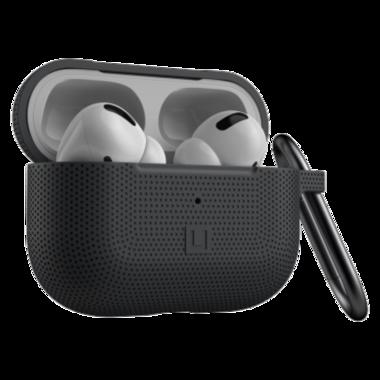 U Dot silicone Case Zwart voor de AirPods Pro