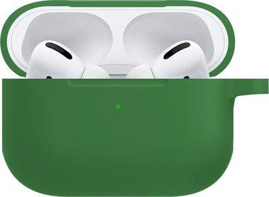 Bescherm hoes Groen voor de AirPods Pro