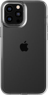 Tech21 Evo Clear case Apple iPhone 12 Pro Max Transparant