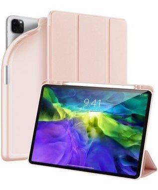 Dux Ducis OSOM Series Case met Apple Pencil houder iPad  Pro 11-inch 2020 en 2021 Roze