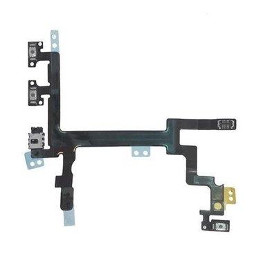 Switch aan / uit volume kabel voor de iPhone 5