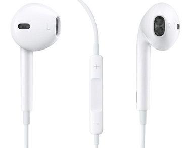 EarPods met volumeregelaar + microfoon