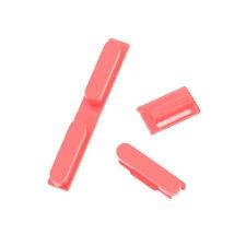 Knoppenset voor de iPhone 5C Roze