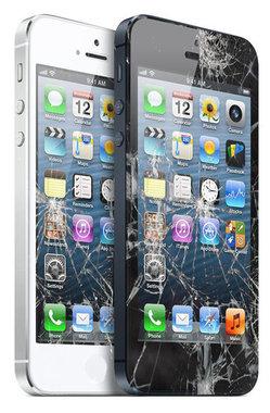 iPhone 5s Scherm Reparatie Wit - Origineel Scherm