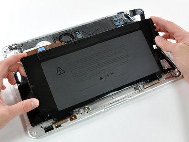 Apple Macbook Air A1304 Accu / Batterij vervanging