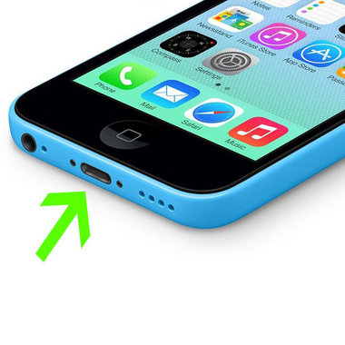 iPhone 5c - Dockconnector/Laadconnector reparatie