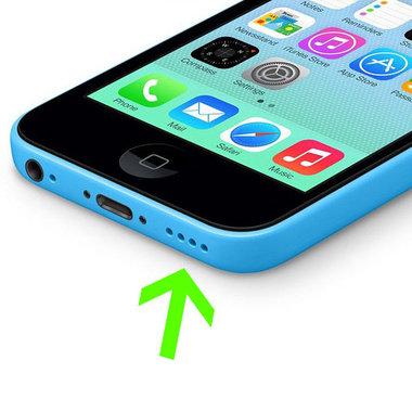 iPhone 5c - Luidspreker/Speaker reparatie