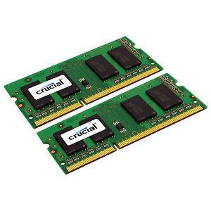 2X 8GB DDR3 Werkgeheugen 1600 MHz voor de Apple iMac 27-inch A1419