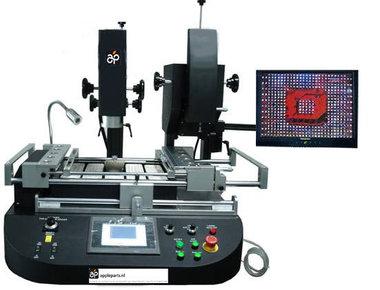 BGA videochip Soldeerstation met centreer camera