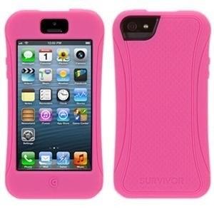 Griffin Survivor Slim Case Roze voor de Apple iPhone 5C