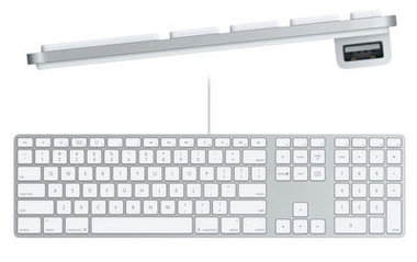 Apple bedraad keyboard toetsenbord met numeriek toetsenblok refurbished