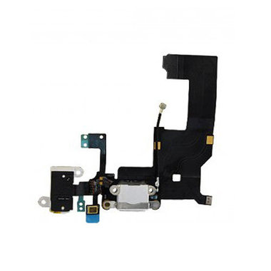 Dockconnector / laadconnector Apple iPhone 5S wit