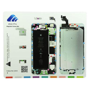 Magnetische schroevenkaart voor Apple iPhone 6 Plus