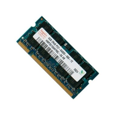 2GB DDR2 667Mhz geheugen voor de Apple MacBook White A1181 & iMac 20-inch