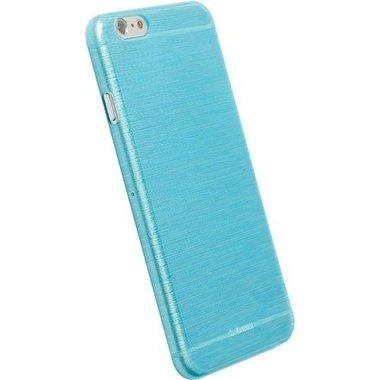 Krusell FrostCover Apple iPhone 6 en 6s transparant Blauw