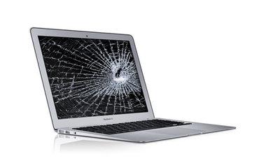 LCD / Display reparatie voor de Apple Macbook Air A1237
