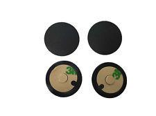 Bottom case onderplaat voetjes voor 13 en 15-inch Macbook Pro Retina A1398 A1425 en A1502 set a 4 stuks