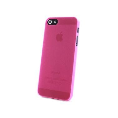 Muvit iMatt Ultra Thin Hard Case Roze voor Apple iPhone 5/5S
