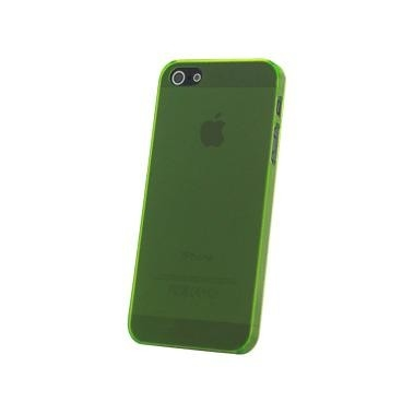 Muvit iMatt Ultra Thin Hard Case Groen voor Apple iPhone 5/5S