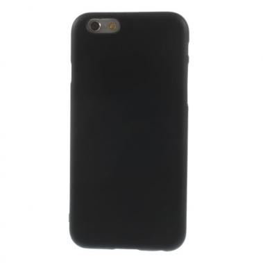 TPU Case Zwart voor Apple iPhone 6/6S