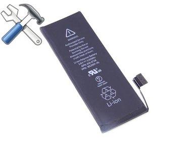 Apple iPhone 5s - Accu reparatie