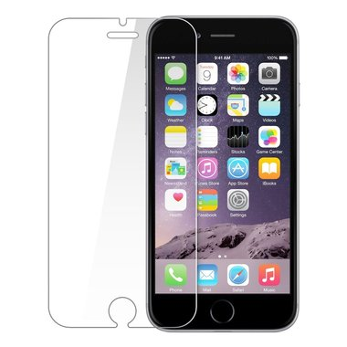 Apple iPhone 6(s), 7 en 8 Tempered Glass Screen Protector