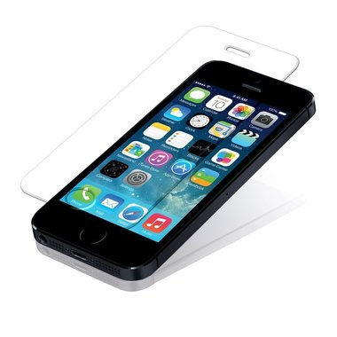Apple iPhone 5 iPhone 5S iPhone 5C en iPhone SE tempered Glass Screen Protector