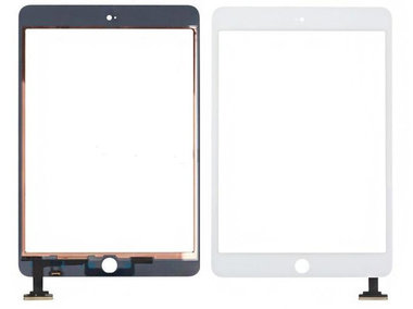 Glas / digitizer voor Apple iPad Mini 1 en iPad mini 2 wit