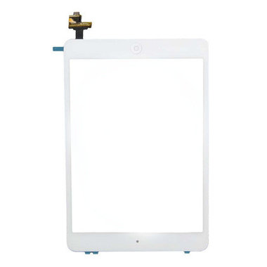 Glas / digitizer compleet voor Apple iPad Mini 1 en iPad mini 2 wit